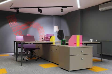 Ofis Şıklığını Yansıtan Dekorasyon Fikirleri Neler?
