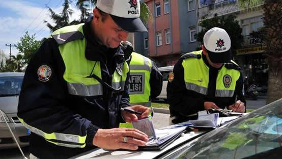 Yeni Yılda Trafik Cezalarına Gelen Zamlar Ne Kadardır?